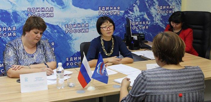 «Единая Россия» проведет традиционную неделю приемов граждан