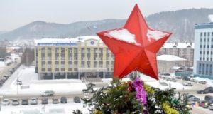 Елка будет выше: в Горно-Алтайске готовятся к новогодним торжествам
