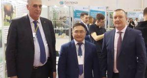 Делегация Республики Алтай участвует в агропродовольственном форуме в Новосибирске