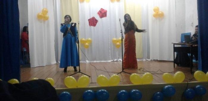 Конкурс «Две звезды» прошел в Онгудайском районе