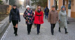 В центре Горно-Алтайска завершился ремонт тротуаров