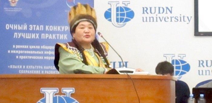 Учитель алтайского языка и литературы из Республики Алтай победила во всероссийском конкурсе