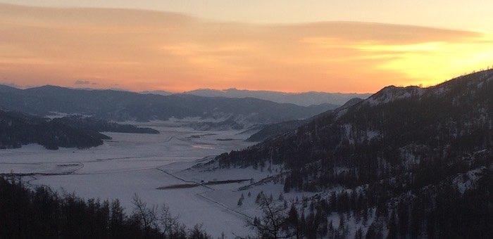 Слабые морозы и без осадков: погода на ближайшие дни