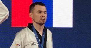 Спортсмен с Алтая стал призером чемпионата Европы по паратхэквондо
