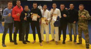 Команда росгвардейцев с Алтая стала победителем чемпионата по рукопашному бою