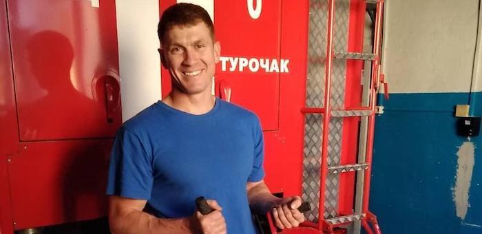 Пожарный из Турочака стал серебряным призером чемпионата мира по панкратиону