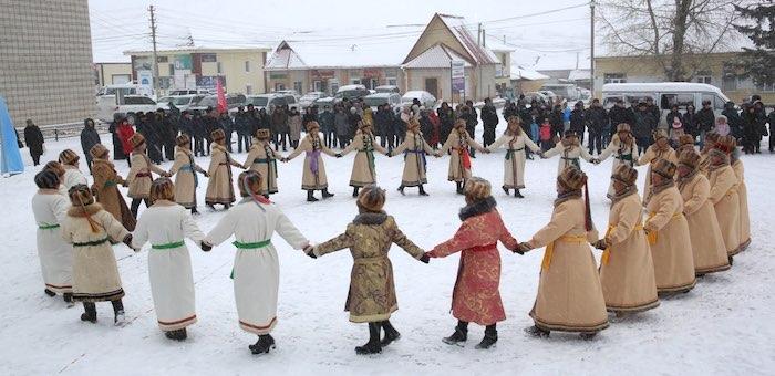 95-летие Онгудайского района отпраздновали на Алтае