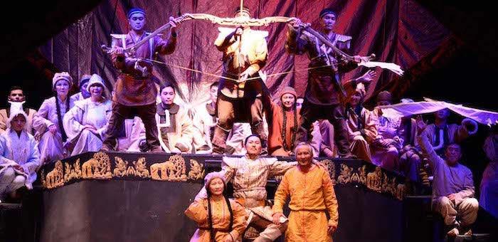 «Театр — главный инструмент популяризации эпоса». Итоги форума театроведов