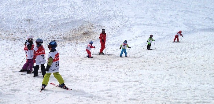 «Лыжи мечты»: с «особенными» детьми будут заниматься горнолыжным спортом