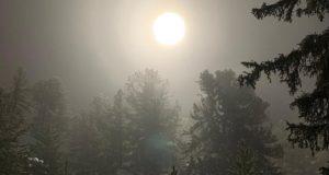 Раскрыта тайна непонятных огней над Семинским перевалом. Здесь снимают фильм «Перевал Дятлова»