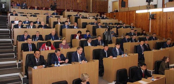 Публичные слушания по закону о бюджете пройдут в Госсобрании