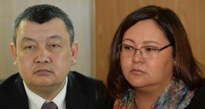 Ольга Антарадонова и Адар Сумин переназначены министрами