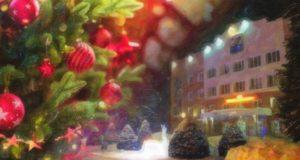 Программа праздничных новогодних мероприятий в Горно-Алтайске