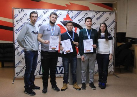 «Ростелеком» наградил победителей кибертурнира в Горно-Алтайске