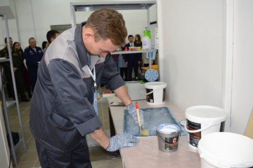 Пять современных мастерских открыли в политехническом колледже