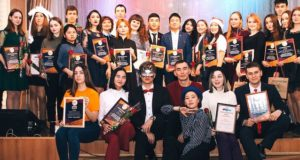 «Торжество добра»: в Горно-Алтайске наградили лучших добровольцев уходящего года