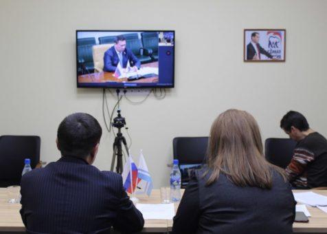 В рамках Недели приемов в «Единую Россию» обратились 847 человек