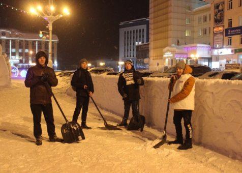 «Единая Россия» поздравляет с наступающим Новым годом