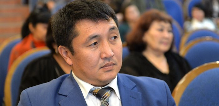 Председателем Контрольно-счетной палаты стал Эжер Малчинов