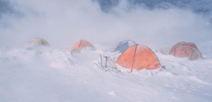 Штормовое предупреждение: ожидаются сильные снегопады и метели