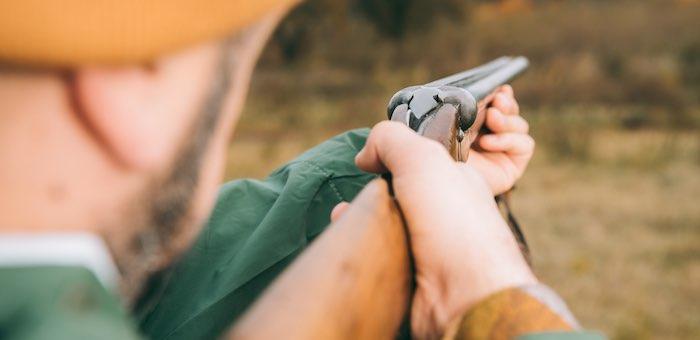 Дебошир, пугавший полицейских выстрелами из ружья, получил условный срок
