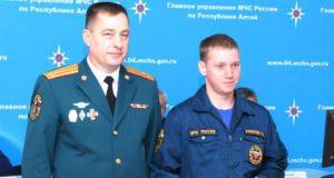 Спасатели отметили профессиональный праздник и получили награды
