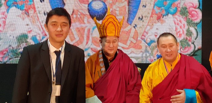 Алтайские буддисты приняли участие в интронизации тувинского Камбы-ламы