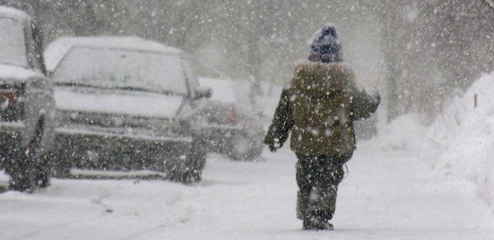 МЧС предупреждает об ухудшении погодных условий: ожидается снег и метели