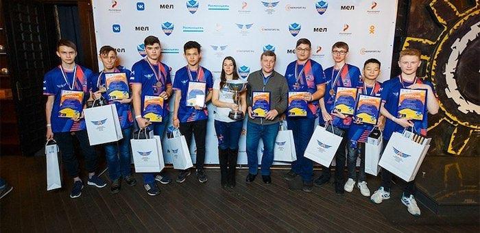 Горно-алтайские лицеисты стали победителями интеллектуально-киберспортивной лиги