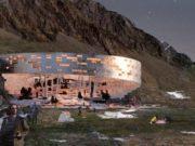 Молодой архитектор спроектировал «Музей цивилизации» на Актру