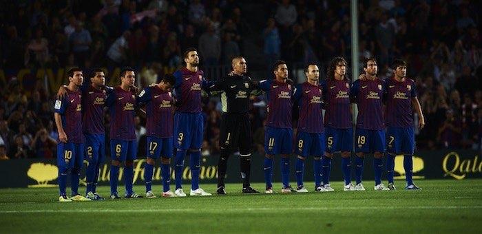 Ставки на матчи «Барселоны» с букмекером 1xBet uz