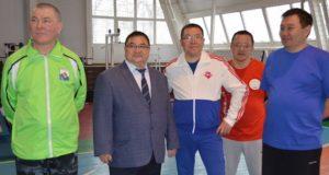 В Онгудае прошли спортивные соревнования между командами районных администраций