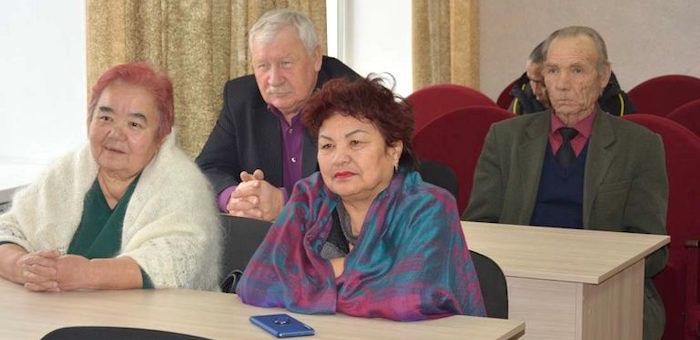 В Онгудайском районе обновился состав Общественного совета