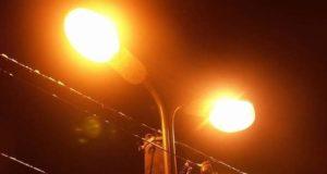 В 18 селах Усть-Канского района установлено уличное освещение