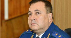 Президент назначил Анатолия Богданчикова прокурором Республики Алтай