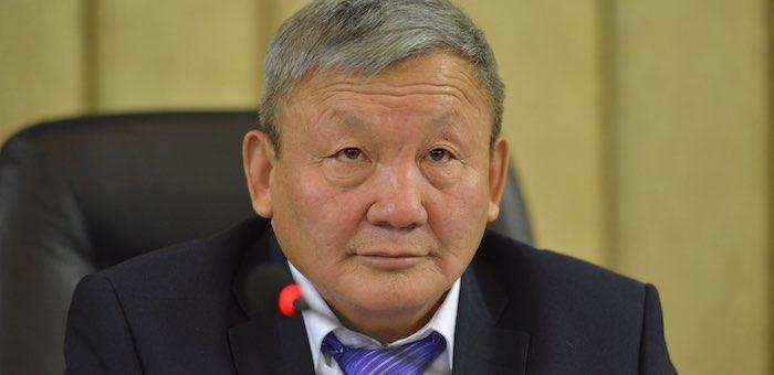Спикер Госсобрания принял участие в заседании комиссии совета законодателей России