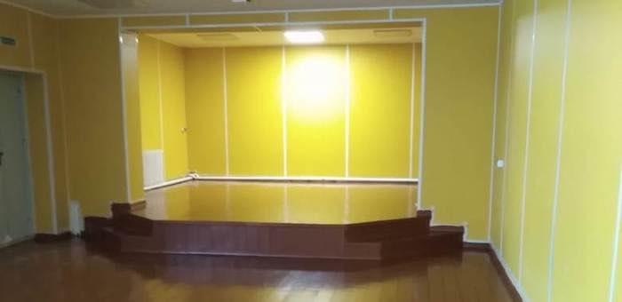 В Теленгит-Сортогое завершился ремонт дома культуры