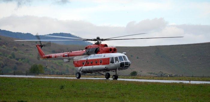 Вертолеты помешали дачникам из «Мичуринца»