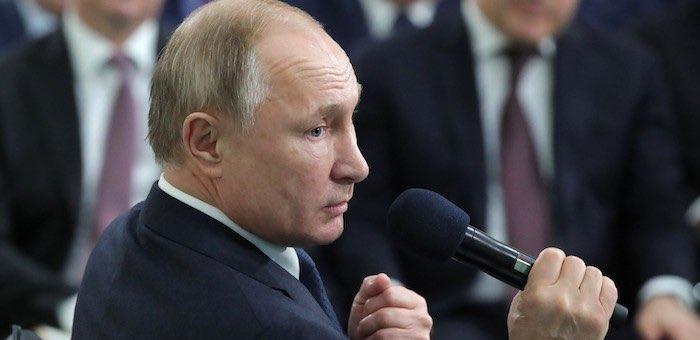 Владимир Путин признался, что любит чай из алтайских трав