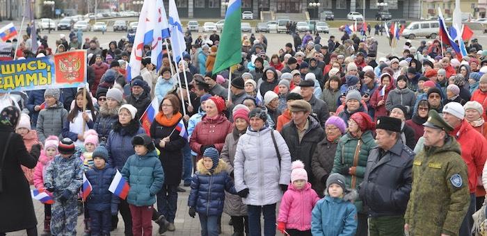 Горно-Алтайск стал одним из лучших городов страны в сфере укрепления межнационального мира