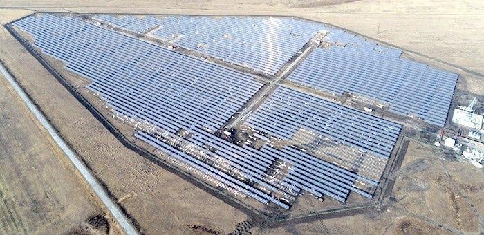 Еще две солнечные электростанции построили в Горном Алтае