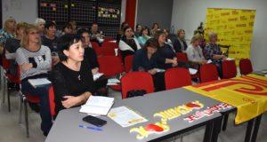 В Горно-Алтайске обсудили маркировку обуви, лекарственных средств, а также переход на электронные трудовые книжки