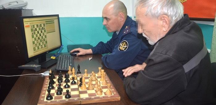 81-летний шахматист из Горного Алтая принял участие в финале чемпионата среди осужденных