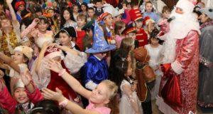 300 детей из всех районов побывали на главной елке республики