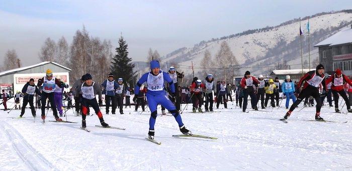На выходных в Горно-Алтайске откроют зимний спортивный сезон
