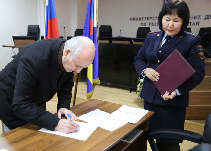 Пять иностранцев в Горно-Алтайске принесли присягу и стали гражданами России