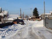 Активисты ОНФ помогли жителям Маймы добиться качественной очистки дорог от снега