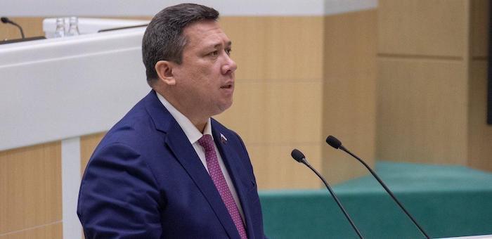 Спикер Совета Федерации поддержала инициативу Владимира Полетаева об отмене НДФЛ для малоимущих семей