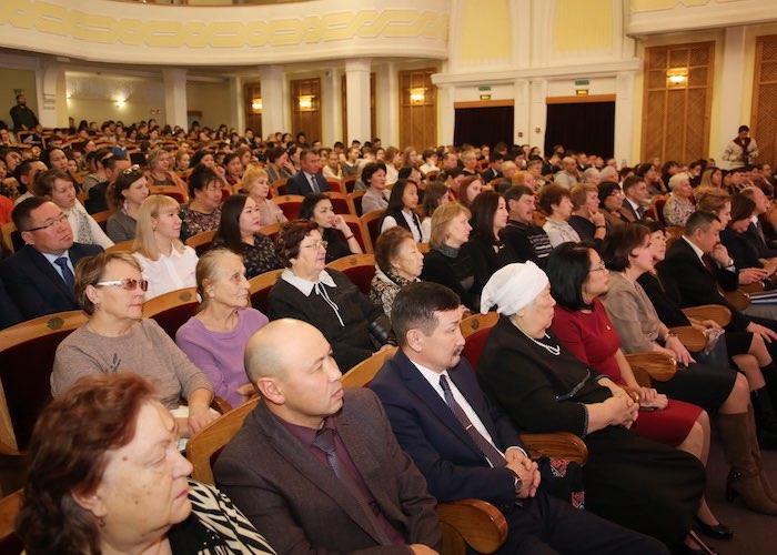 Закрытие Года театра прошло в Горно-Алтайске