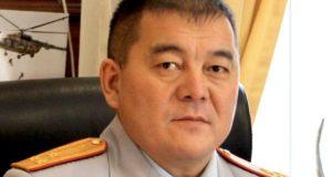Андрей Кука возглавил Управление нацгвардии в Туве